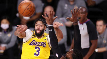 NBA: Lakersima treba još samo jedna pobjeda za 17. naslov