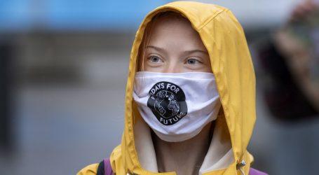 Greta Thunberg poziva europske čelnike da učine sve što mogu za klimu