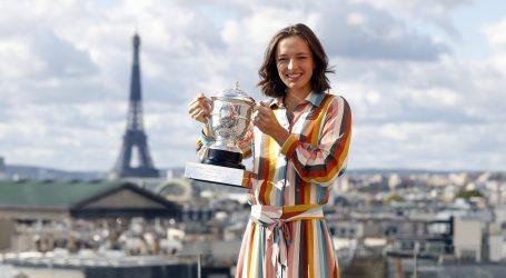 Pobjednica Roland Garrosa Swiatek u samoizolaciji, bila u kontaktu s poljskim predsjednikom