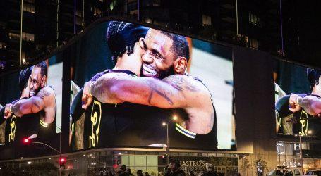 NBA: LeBron James i Danny Green osvojili naslove s tri različita kluba
