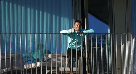 Ronaldo se privatnim letom vratio u Italiju, tamo će 'odraditi' karantenu