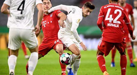 Bayern lako prošao u 2. kolo Njemačkog kupa
