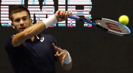 ATP St. Peterburg: Borna Ćorić u polufinalu