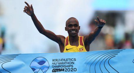 Uganđanin Kiplimo novi svjetski prvak u polumaratonu