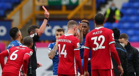 Premierliga: Remi vodećeg Evertona i prvaka Liverpoola