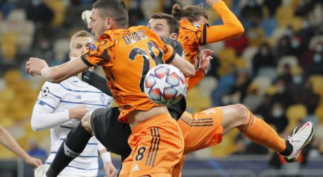 Liga prvaka: Club Brugge iznenadio Zenit, Juventus rutinski
