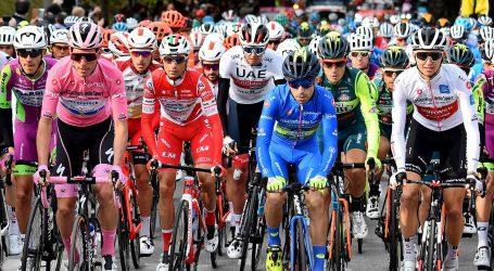 Prvi slučaj dopinga na Giro d'Italia