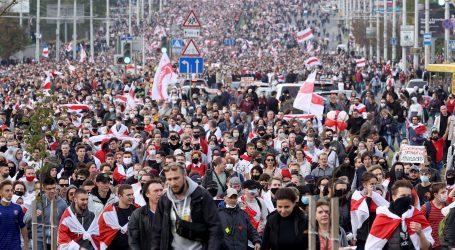 Prosvjedi u Bjelorusiji: Oporba prijeti nacionalnim štrajkom