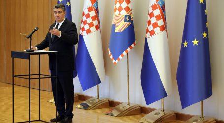 Predsjednik Milanović uputio sućut obitelji Slavena Letice