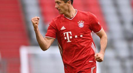 Njemačka: 'Hat-trick' Lewandowskog za pobjedu Bayerna