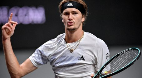 Zverev osvojio i drugi ATP turnir u Koelnu