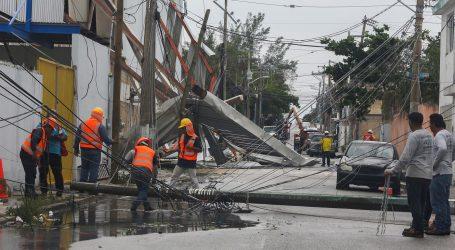 Uragan Zeta pogodio jug SAD-a, poginulo šestero ljudi