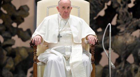 Papa: Korupcija je stoljećima problem Crkve