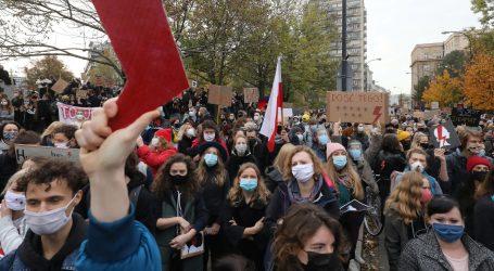 Poljaci se solidariziraju s prosvjedima za ženska prava
