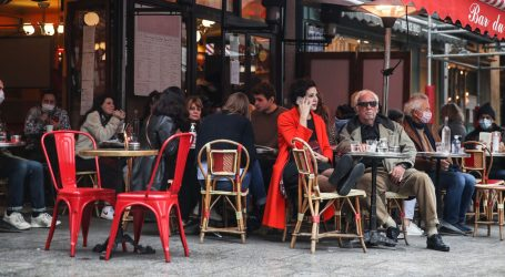 Francuska u novom 'lockdownu' zbog porasta slučajeva koronavirusa