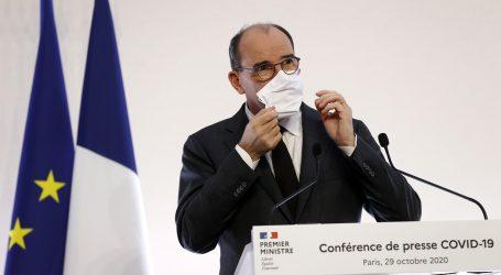 Francuska uvodi nove mjere, obvezan rad od kuće