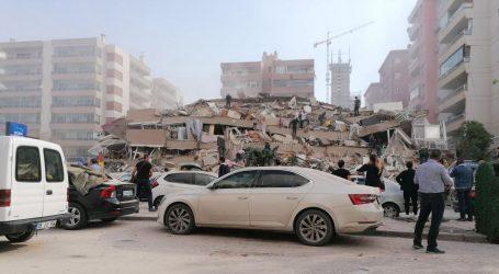 Potres magnitude 7 po Richteru pogodio tursku Egejsku obalu: Urušene zgrade, najmanje četvero mrtvih