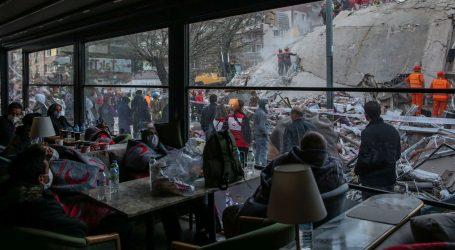Nastavlja se potraga za preživjelima: Broj mrtvih u Turskoj porastao na 27, više od 800 osoba ozlijeđeno