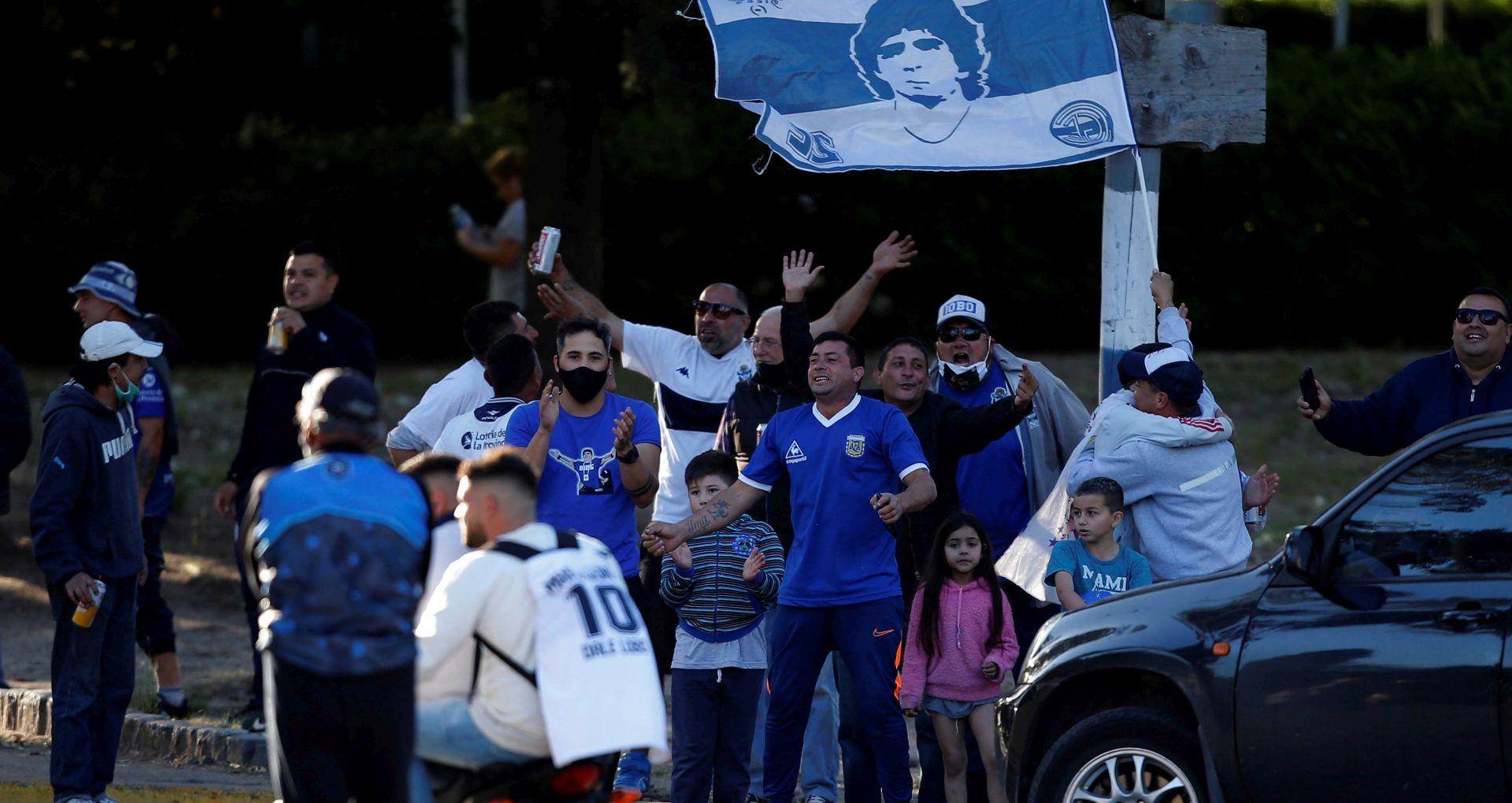 Gimnasia s pobjedom proslavila Maradonin rođendan