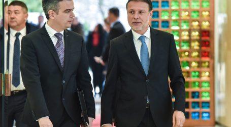 Jandroković: Poruke netrpeljivosti upućene ljudima u Stožeru su neshvatljive
