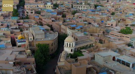 Kineski Kashgar postao moderno ekonomsko središte, ali očuvao tradiciju