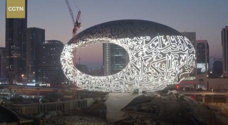 Dubai dobiva Muzej budućnosti, izgleda kao umjetnička instalacija