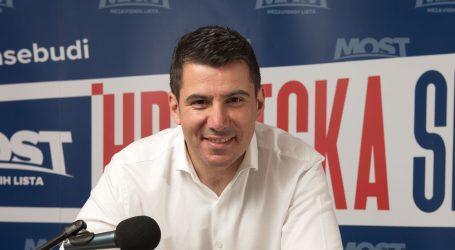 Grmoja objavio da je podnio zahtjev za skidanje imuniteta u Saboru