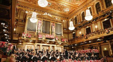 Potvrđeno održavanje Novogodišnjeg koncerta Bečke filharmonije