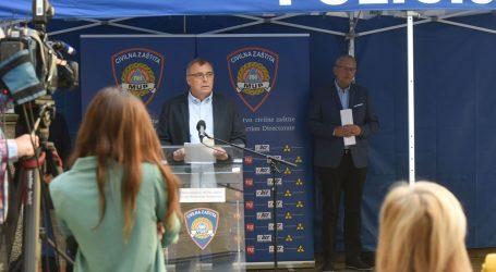 Stožer: Na 6980 testiranih imamo 1096 novih slučajeva, preminulo deset osoba