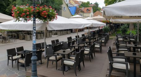 Akcija '2do12': Zagrebački ugostitelji u četvrtak zatvaraju kafiće na sat vremena
