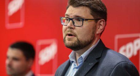 Klub zastupnika odbio prijedloge Predsjedništva SDP-a i novog predsjednika