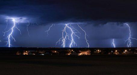MUP objavio stanje po županijama nakon snažnog olujnog nevremena