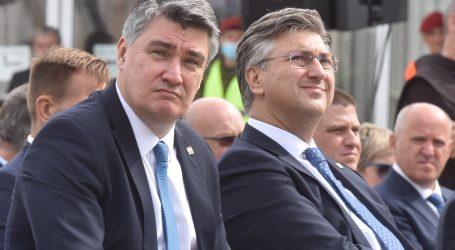 Ured predsjednika objavio Plenkovićev odgovor Milanoviću