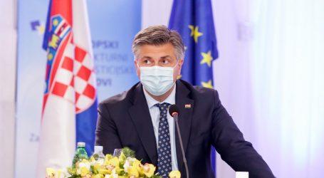 RTL objavio da je Plenković dobio pismo s bijelim prahom, prijetili mu smrću