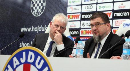 Sedam kandidata u užem izboru za nasljednika Marina Brbića na čelu uprave Hajduka
