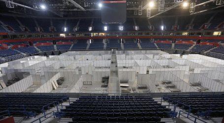 U Osijeku pripremaju sportske dvorane za prijem bolesnika