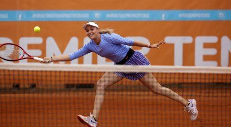 WTA ljestvica: Donna Vekić pala za jedno mjesto