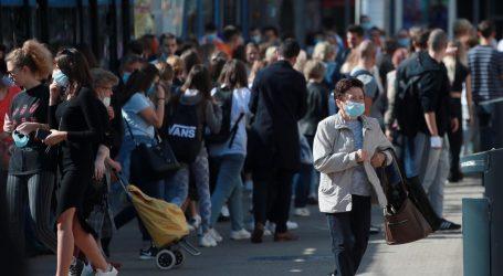 Četvrtak rekordan i u Zagrebu, 126 novooboljelih, Šostar uputio važan apel građanima
