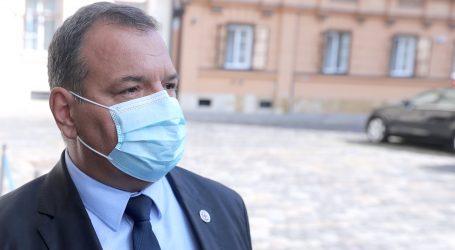"""Beroš: """"Taj virus nije globalna prevara, ljudi svakodnevno završavaju u bolnicama i umiru"""""""