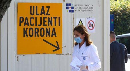 UŽIVO: Danas 486 novozaraženih, nove mjere u Virovitici