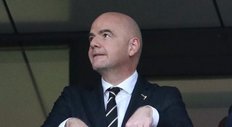 "Infantino: ""Ne zanima nas Europska Superliga"""