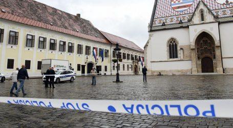 Ispred zgrade Vlade upucan policajac: Završila operacija, nije životno ugrožen, čeka ga rehabilitacija i dodatna operacija kostiju