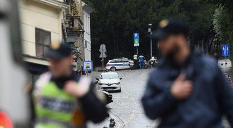Dovršen očevid, policija objavila detaljno priopćenje o napadu na Markovu trgu