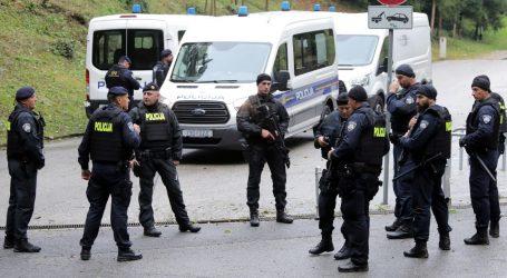 Policijska akcija kod Kutine, priveden muškarac koji je prijetio premijeru, pronađeno i oružje