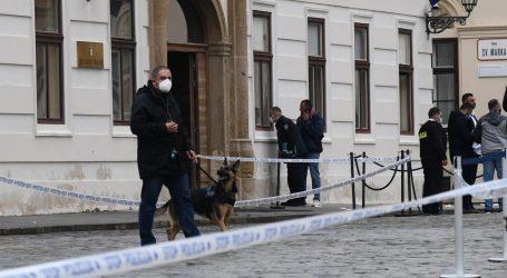 """Napadač na policajca objavio poruku: """"Dosta je bilo prevara"""""""