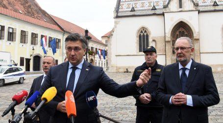 """Plenković nakon pucnjave: """"Ovo nas sve skupa dovodi u jednu novu situaciju"""""""