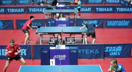 Stolni tenis: Vladimir Samsonov i Petra Petek pobjednici Zagreb Opena