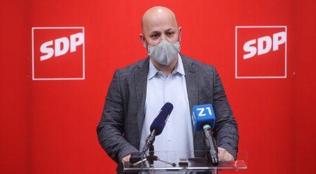 Maras kaže da će SDP imati svog kandidata za gradonačelnika Zagreba