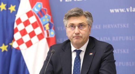 Policija se oglasila o muškarcu koji je prijetio smrću premijeru Plenkoviću