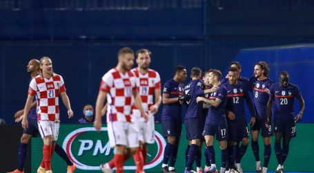 Liga nacija: Francuska ponovno bolja od Vatrenih